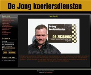 De Jong koeriersdiensten (Custom)