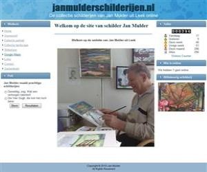 Jan Mulder schilderijen (Custom)