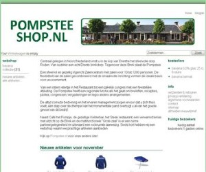 Pompsteeshop (Custom)